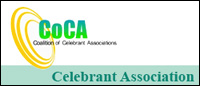 Coalition of Celebrant Associations Inc